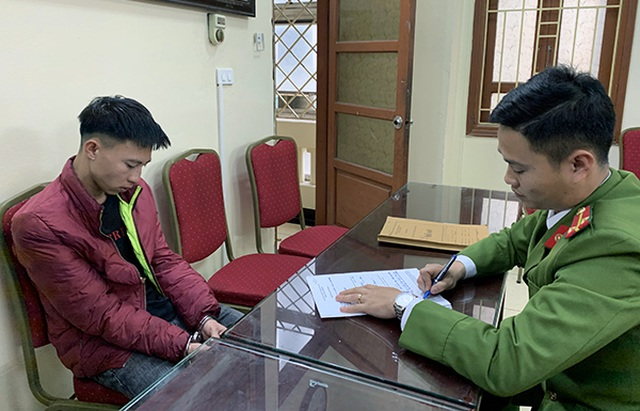 Hà Nội: Gã thợ sơn trộm hơn 1 tỷ đồng ở chung cư cao cấp - 1