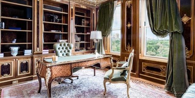 Lóa mắt căn hộ dát vàng xa xỉ, giá hàng ngàn tỷ đồng của tỷ phú người Nga - 4