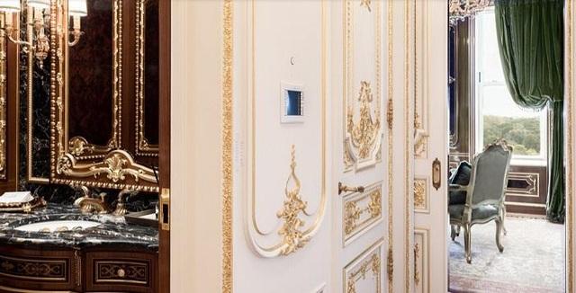 Lóa mắt căn hộ dát vàng xa xỉ, giá hàng ngàn tỷ đồng của tỷ phú người Nga - 8