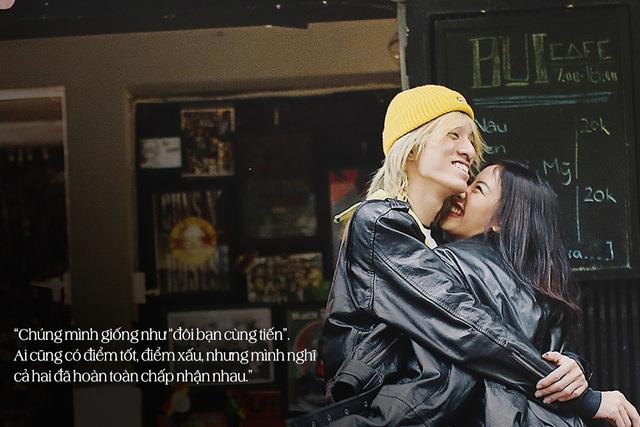 Chuyện tình bắt nguồn từ... comment dạo của cặp đôi đam mê âm nhạc - 7