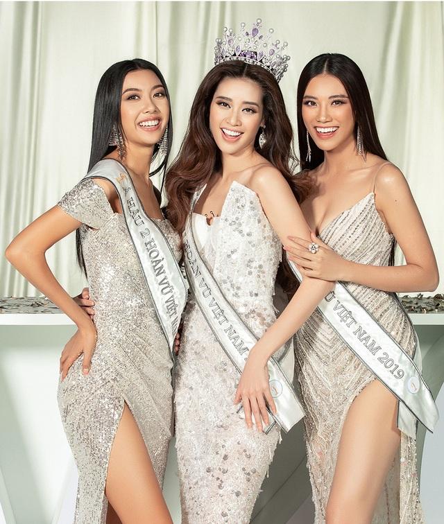Hoa hậu Ji Hyun, H'Hen Niê, Khánh Vân tung ảnh quyến rũ ngày Lễ tình nhân - 2