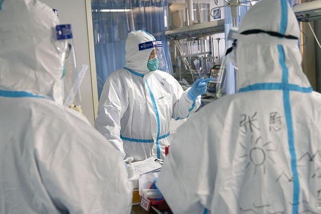 Trung Quốc xác nhận hơn 5.000 ca nhiễm corona mới sau ngày tăng đột biến - 1