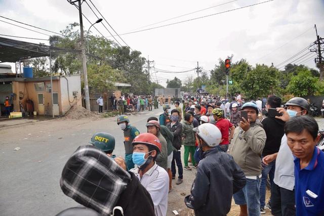 Cận cảnh khu vực Tuấn khỉ bị cảnh sát nổ súng tiêu diệt - 8