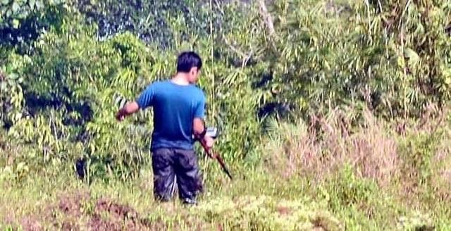 Cận cảnh khu vực Tuấn khỉ bị cảnh sát nổ súng tiêu diệt - 5