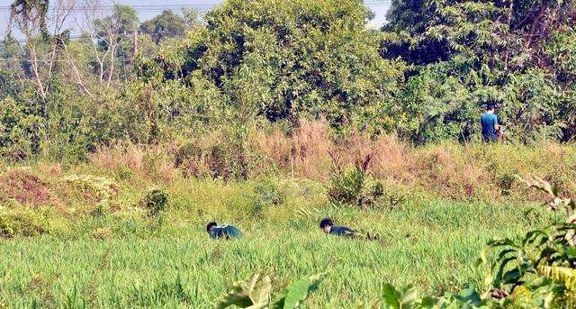 Cận cảnh khu vực Tuấn khỉ bị cảnh sát nổ súng tiêu diệt - 4