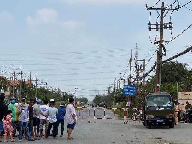 Cận cảnh khu vực Tuấn khỉ bị cảnh sát nổ súng tiêu diệt - 12