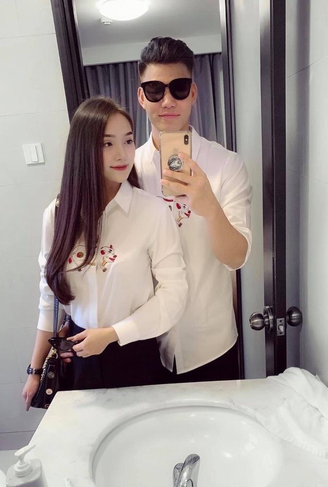 Cầu thủ Vũ Văn Thanh tỏ tình mùi mẫn với bạn gái, fan hô hào mau cưới đi - 5
