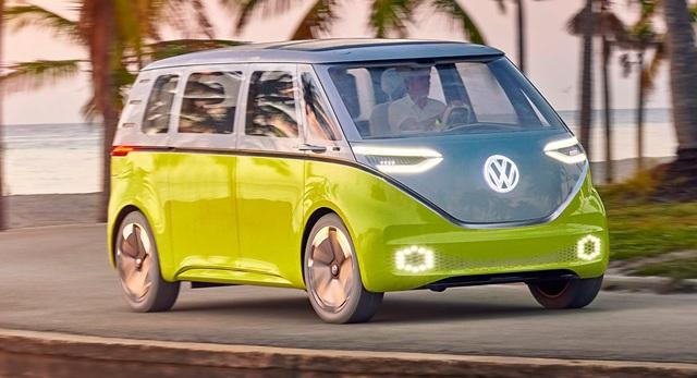 Huyền thoại trở lại của Volkswagen vẫn chưa có tên gọi chính thức - 3