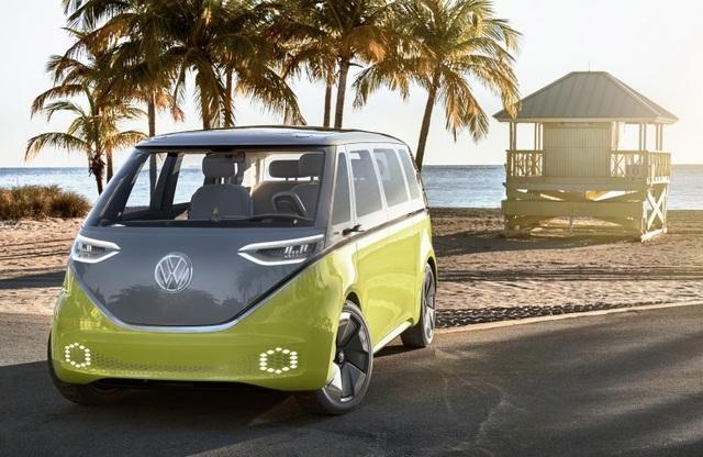 Huyền thoại trở lại của Volkswagen vẫn chưa có tên gọi chính thức - 1