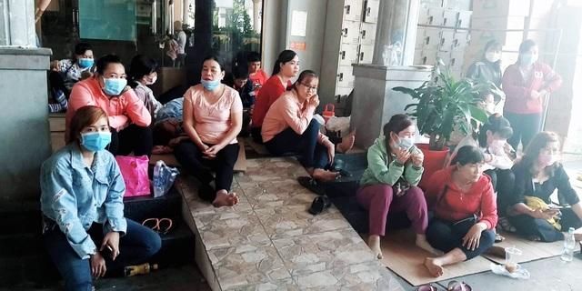 TP HCM: 400 công nhân nguy cơ mất việc sau Tết - 1