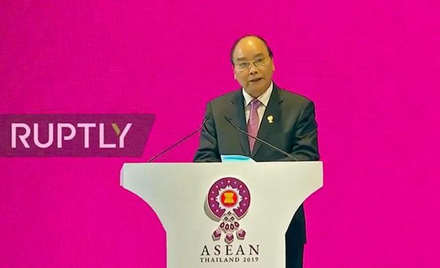 Thủ tướng tuyên bố về dịch corona với tư cách Chủ tịch ASEAN - 1