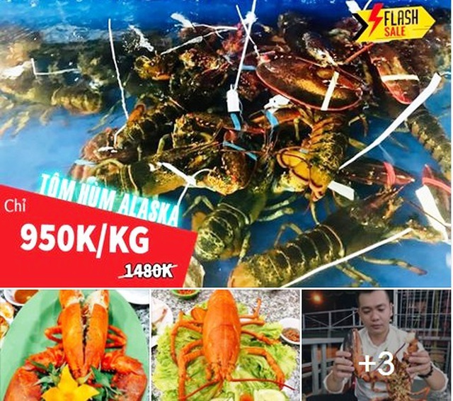 """Dịch corona: Tôm hùm Alaska giá """"siêu rẻ"""", dân TPHCM đổ xô mua về ăn - 5"""
