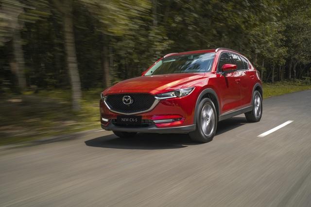 Đón lộc đầu năm đến 50 triệu cùng New Mazda CX-5 - 1