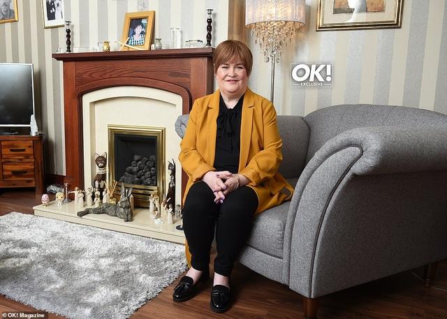 Susan Boyle và lần hiếm hoi khoe ngôi nhà nhỏ ấm cúng - 12
