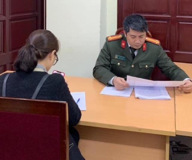 Phạt một phụ nữ tung tin có người nhiễm corona tại trường học ở Hà Nội - 1