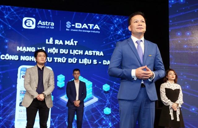Shark Phạm Thành Hưng kỳ vọng Mạng xã hội du lịch Astra sẽ bứt phá mạnh mẽ - 1