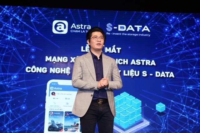 Shark Phạm Thành Hưng kỳ vọng Mạng xã hội du lịch Astra sẽ bứt phá mạnh mẽ - 3