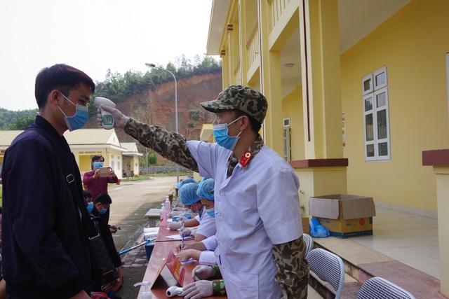 Bắc Kạn: Cách ly 173 công dân Việt Nam từ Trung Quốc về nước - 2