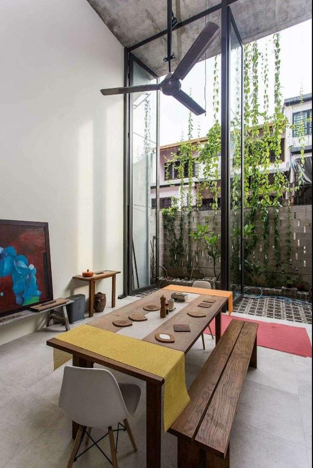 Bất ngờ ngôi nhà 3 tầng trồng hơn 40 loại cây ăn quả giữa phố thị chật chội - 8
