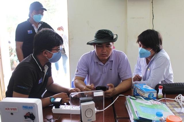Bệnh viện dã chiến chống dịch corona: Bệnh nhân cách ly sẽ nói chuyện với bác sĩ qua chuông cửa thông minh - 2