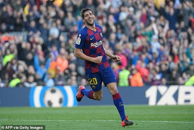Griezmann tỏa sáng, Barcelona đánh bại đội xếp thứ ba La Liga - 7