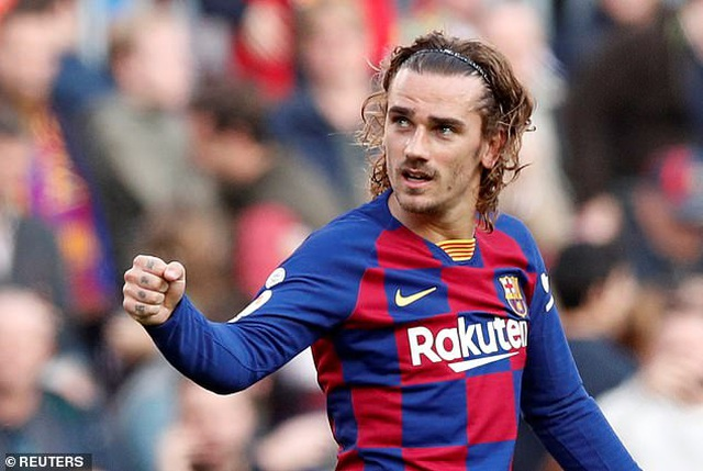 Griezmann tỏa sáng, Barcelona đánh bại đội xếp thứ ba La Liga - 6