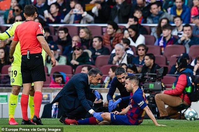 Griezmann tỏa sáng, Barcelona đánh bại đội xếp thứ ba La Liga - 4