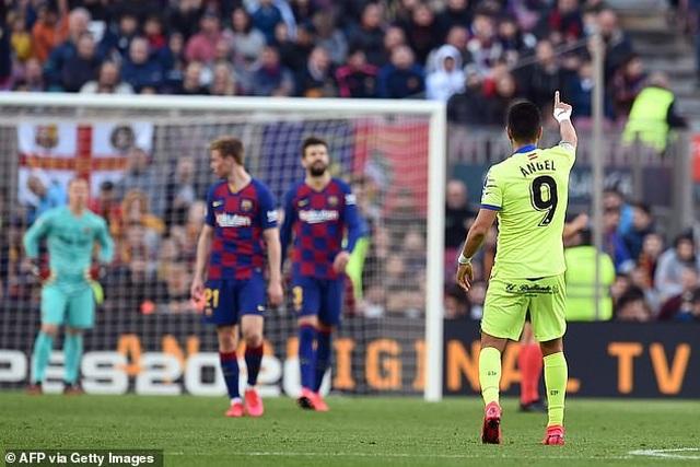 Griezmann tỏa sáng, Barcelona đánh bại đội xếp thứ ba La Liga - 10