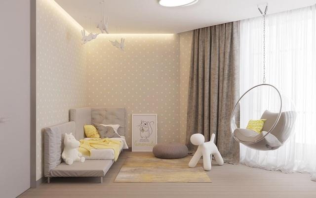 Phòng ngủ sáng tạo khiến cả bé và bố mẹ đều mê - 7