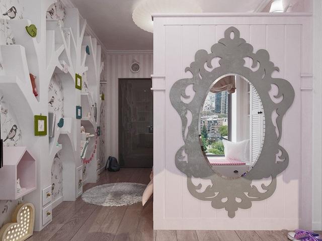Phòng ngủ sáng tạo khiến cả bé và bố mẹ đều mê - 8