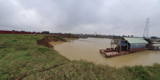 Lùm xùm dự án khai thác khoáng sản ven sông Cầu tại Bắc Giang - 4