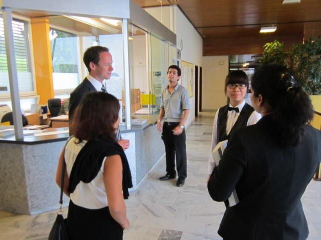 Khoá học hè Thuỵ Sĩ siêu rẻ và học bổng đại học ngành Du lịch khách sạn - 2