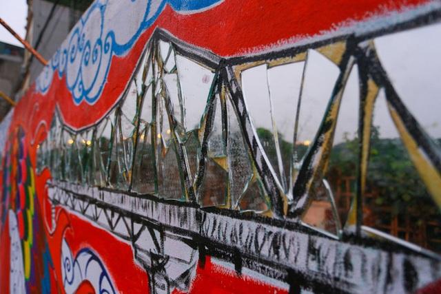 Sửng sốt con đường ngập rác ở Hà Nội đẹp không tin nổi sau khi cải tạo - 7