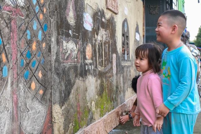 Sửng sốt con đường ngập rác ở Hà Nội đẹp không tin nổi sau khi cải tạo - 12