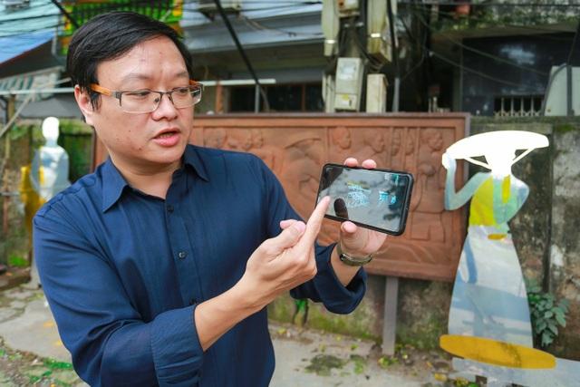 Sửng sốt con đường ngập rác ở Hà Nội đẹp không tin nổi sau khi cải tạo - 15