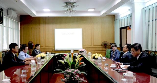 Trường ĐH Giao thông Vận tải TPHCM thành lập nhóm nghiên cứu mạnh đầu tiên - 2
