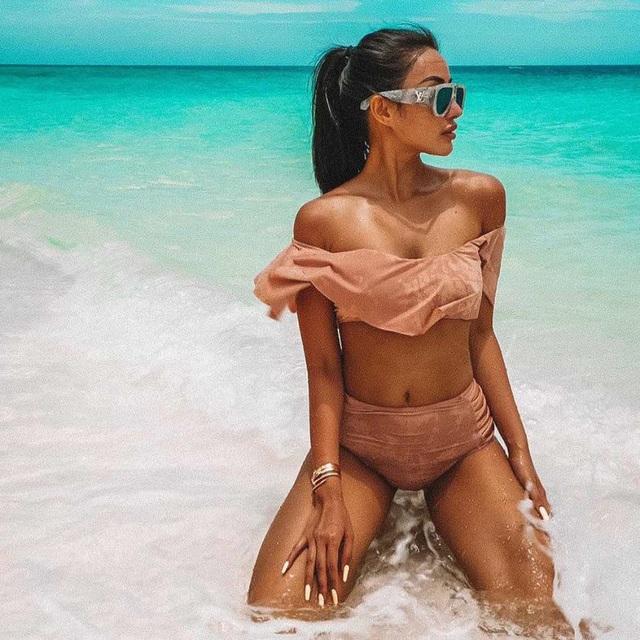 Vóc dáng đỉnh cao như người mẫu bikini của cựu hot girl số 1 Sài Gòn - 8