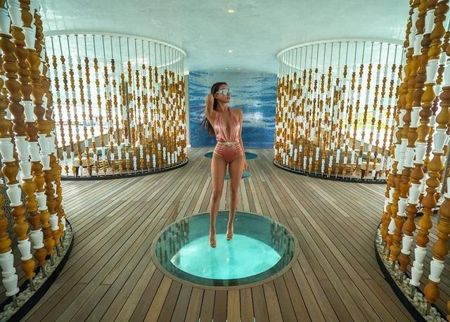 Vóc dáng đỉnh cao như người mẫu bikini của cựu hot girl số 1 Sài Gòn - 4