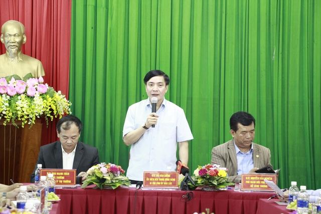 Bí thư Đắk Lắk: Xử lý nghiêm cơ sở bán khẩu trang giá cao - 1