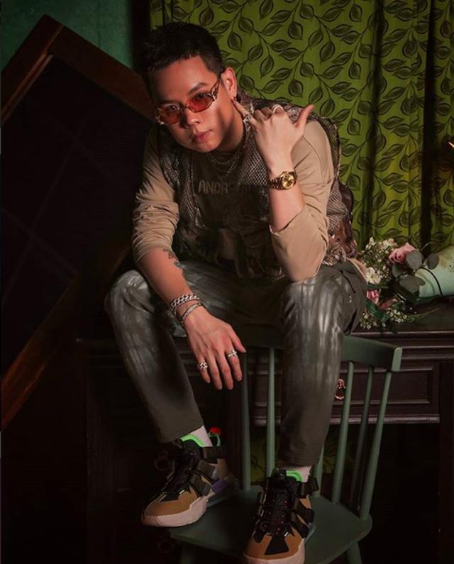 Tình trường toàn hot girl, người mẫu của rapper đào hoa Andree - 1
