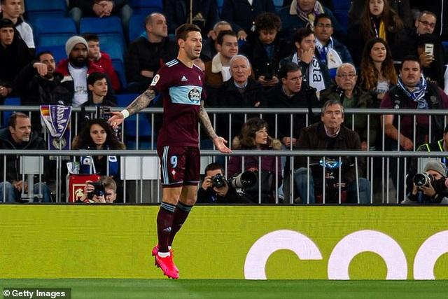 Real Madrid đánh rơi chiến thắng trước Celta Vigo - 2