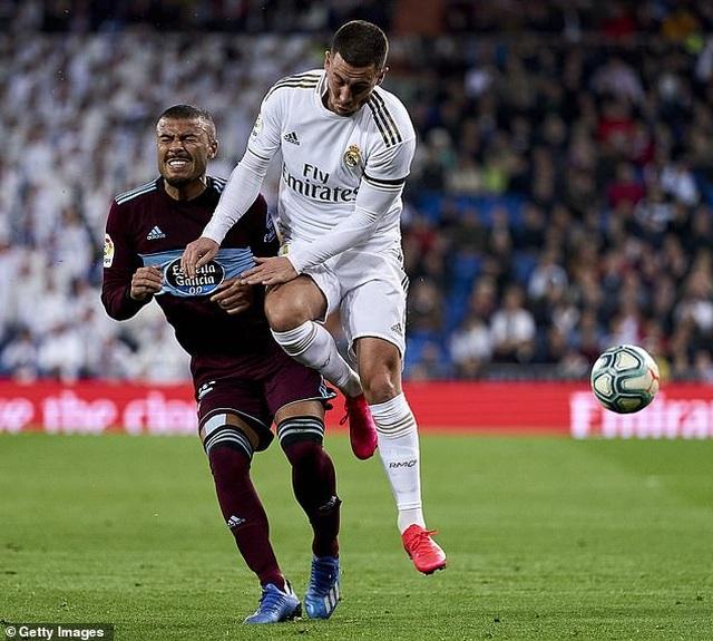 Real Madrid đánh rơi chiến thắng trước Celta Vigo - 10
