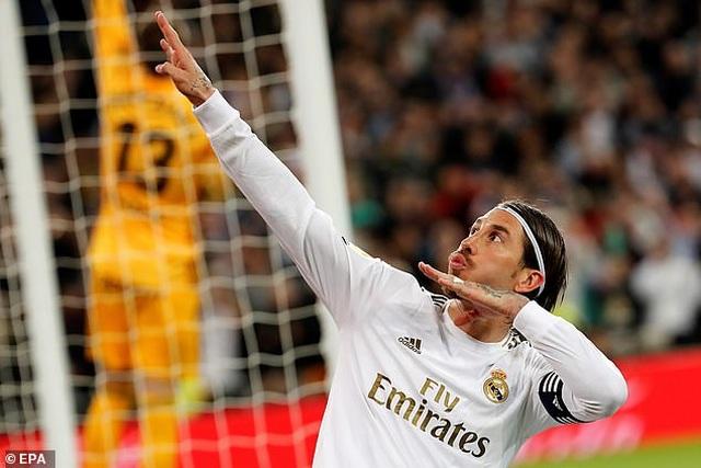 Real Madrid đánh rơi chiến thắng trước Celta Vigo - 8
