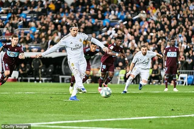 Real Madrid đánh rơi chiến thắng trước Celta Vigo - 4