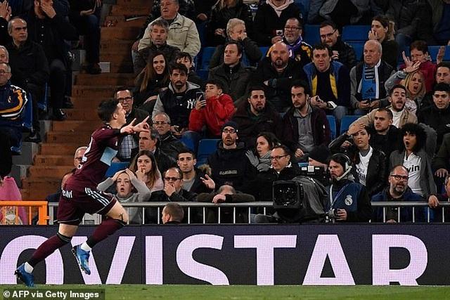 Real Madrid đánh rơi chiến thắng trước Celta Vigo - 11