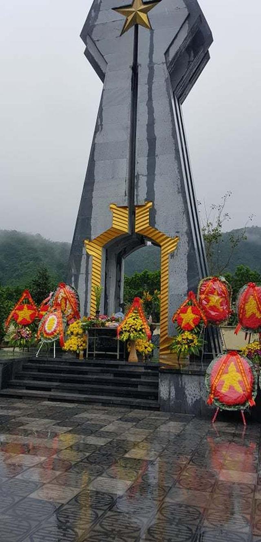 Tháng 2 và cuộc gặp gỡ với đồng đội đã khuất trên đỉnh thiêng Pò Hèn - 2