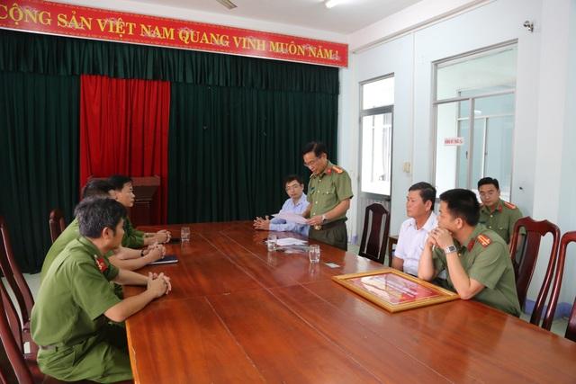 Đà Nẵng khen thưởng công dân cung cấp thông tin vụ vali chứa thi thể - 2