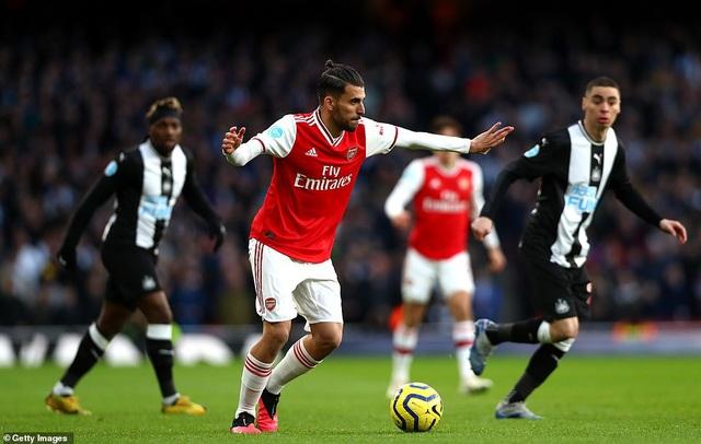 Những khoảnh khắc trong chiến thắng giòn giã của Arsenal trên sân Newcastle - 3