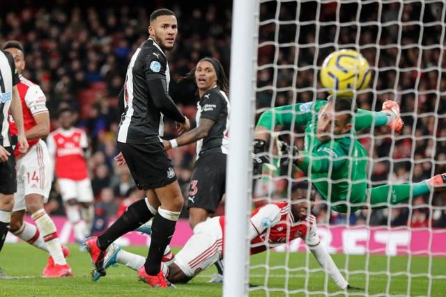 Những khoảnh khắc trong chiến thắng giòn giã của Arsenal trên sân Newcastle - 9