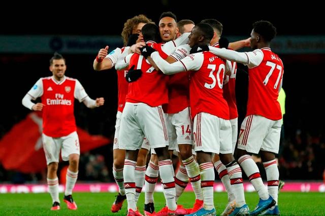Những khoảnh khắc trong chiến thắng giòn giã của Arsenal trên sân Newcastle - 10